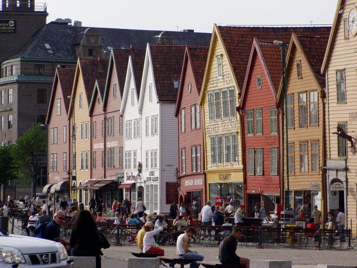 Bergen - Flo' in viaggio