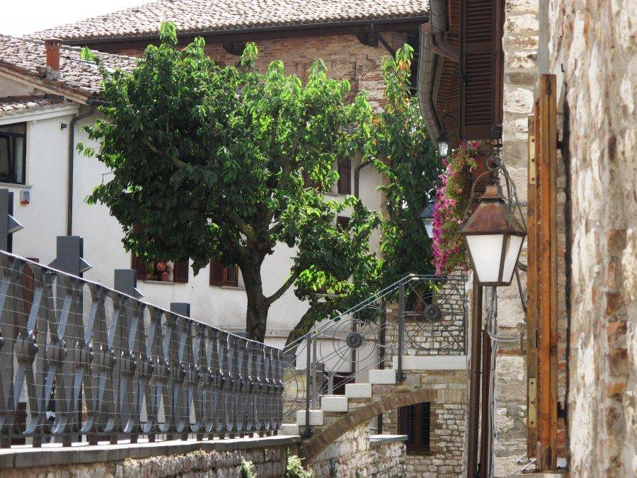 scorci di Gubbio