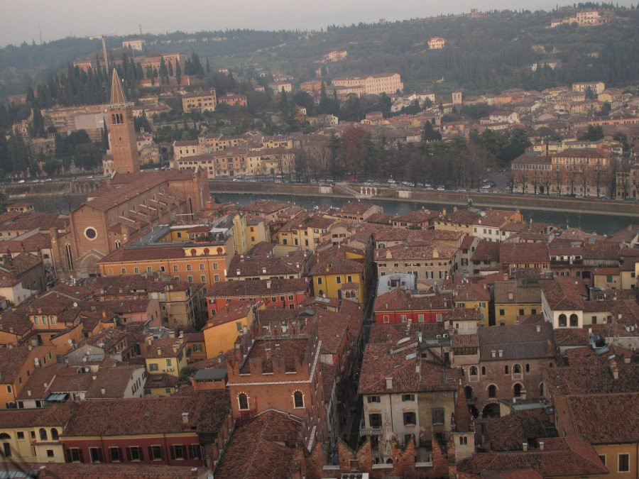 Verona - Flo' in viaggio
