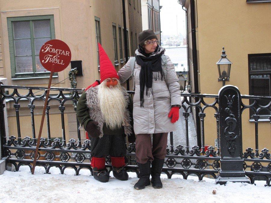Stoccolma - Flo' in viaggio