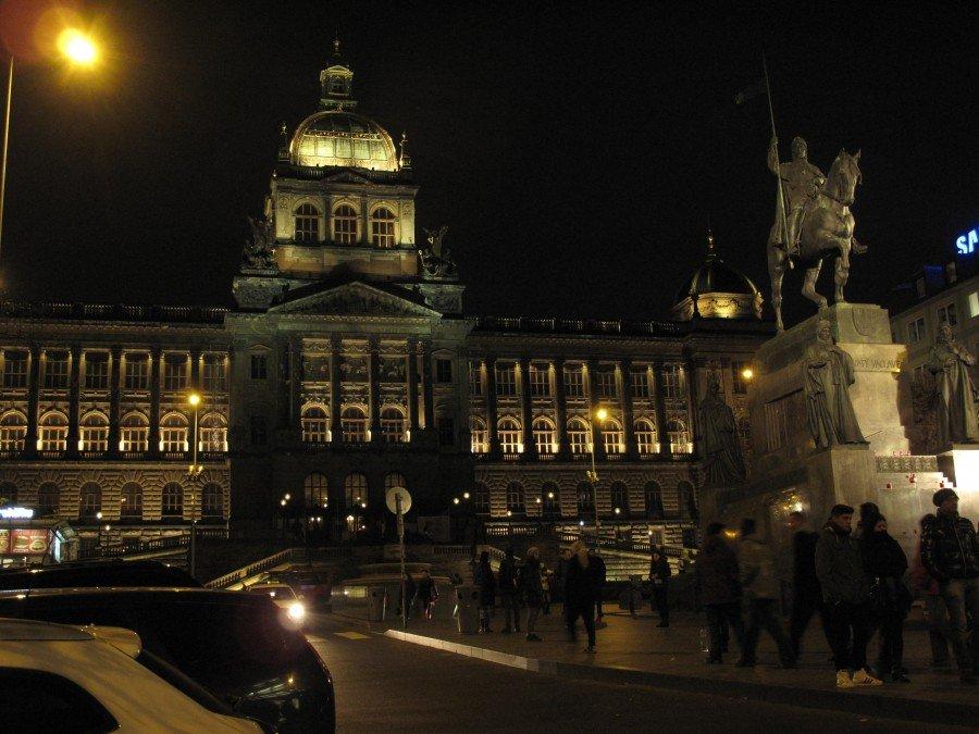 Praga -flo'in viaggio