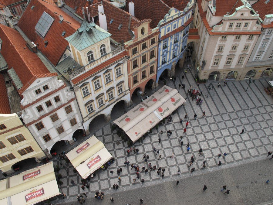 Praga-flo'in viagggio