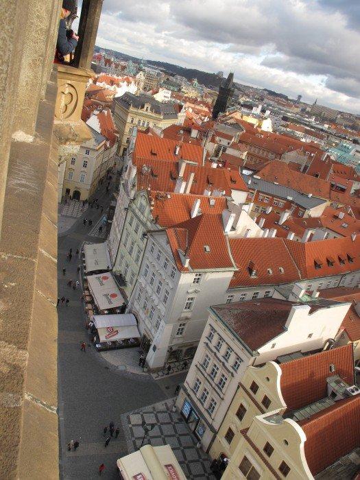 Praga-flo'in viaggio