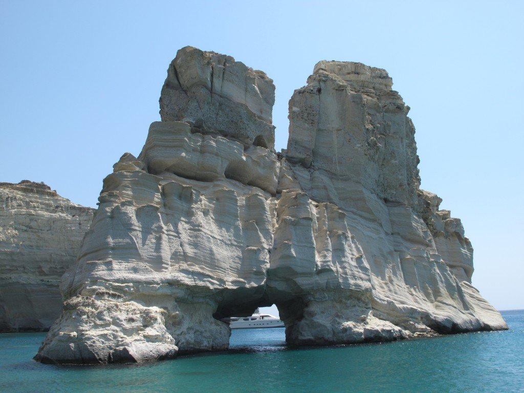 Milos - Flo' in viaggio
