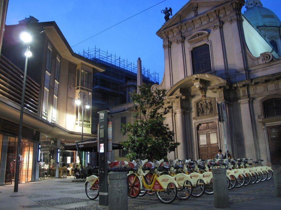 Milano - Flo' in viaggio