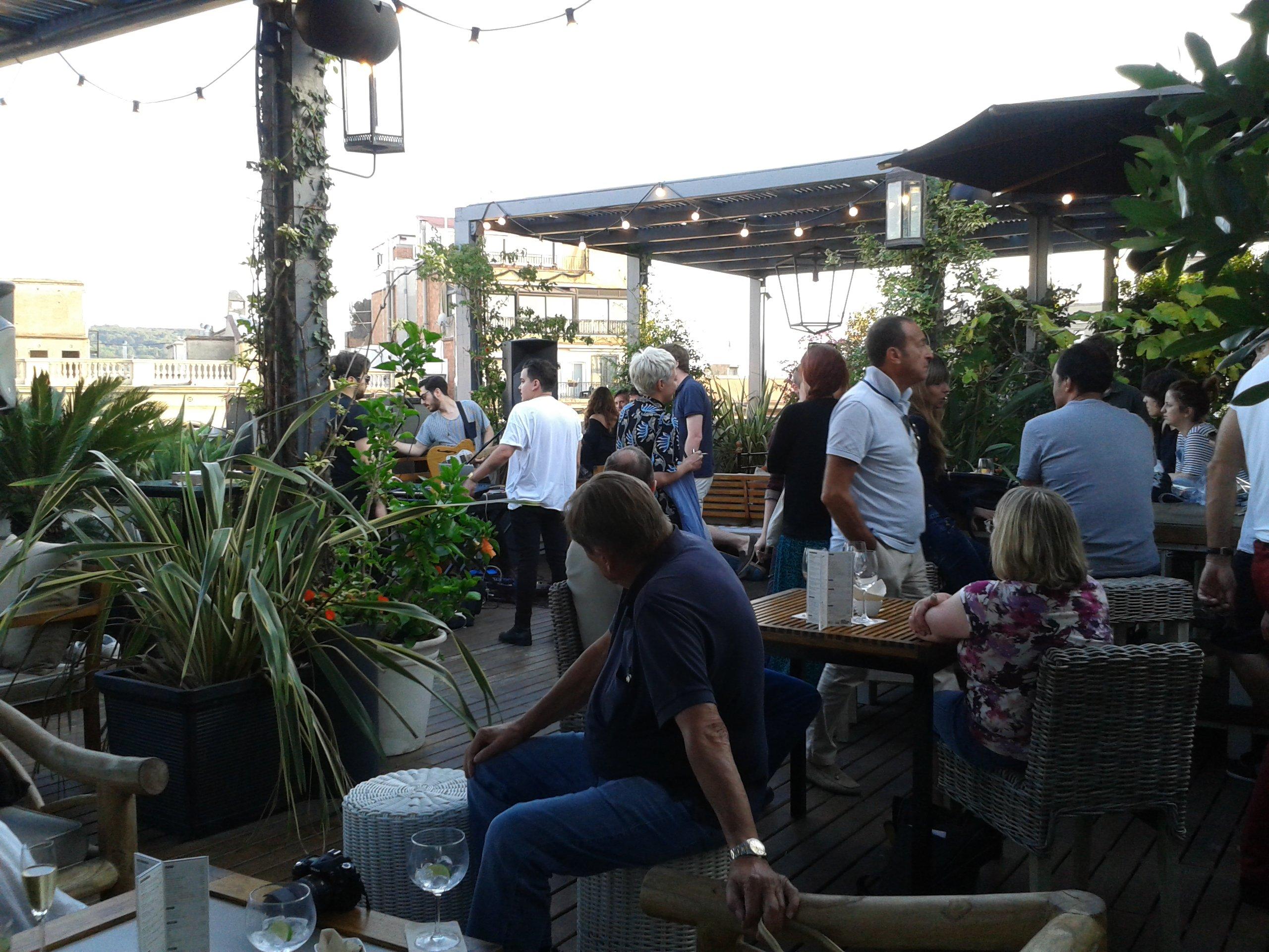 Barcellona dall 39 alto i migliori view point flo 39 in viaggio for Migliori hotel barcellona