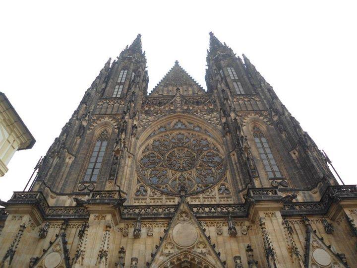 Cattedrale di Praga-Vincenzo Nicastro