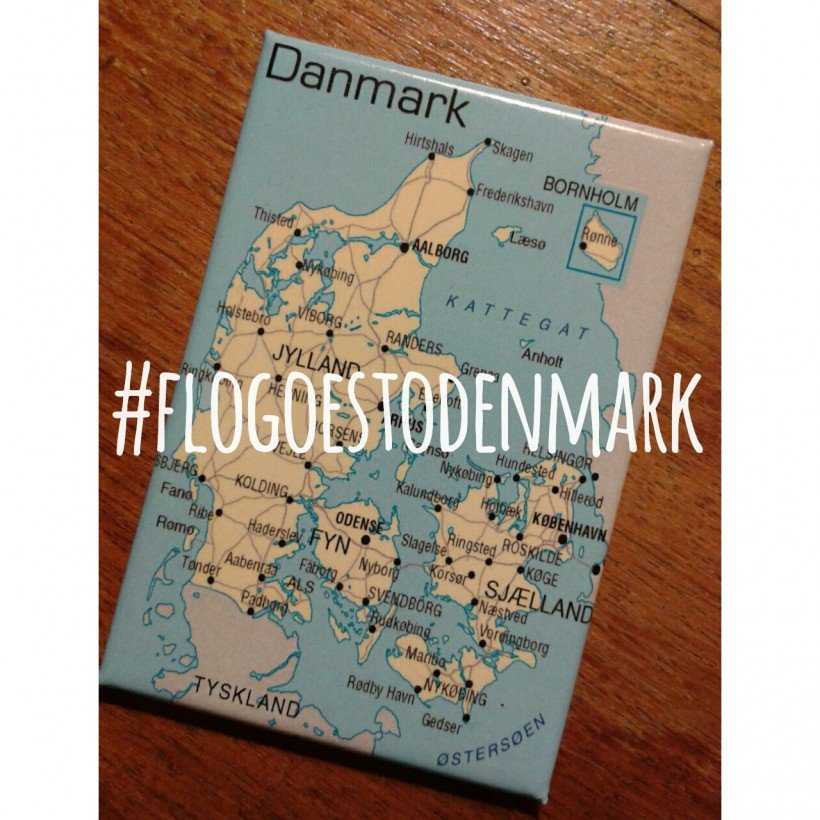 Danimarca - Flo' in viaggio