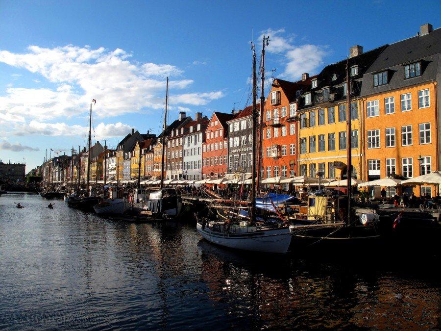Copenhagen - Flo' in viaggio