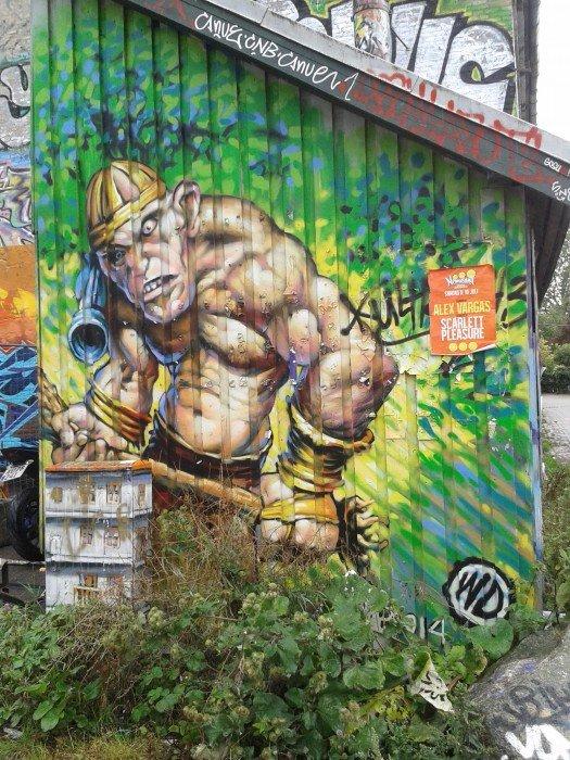 Fuori le mura di Christiania