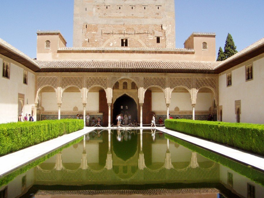 Andalusia -Alhambra