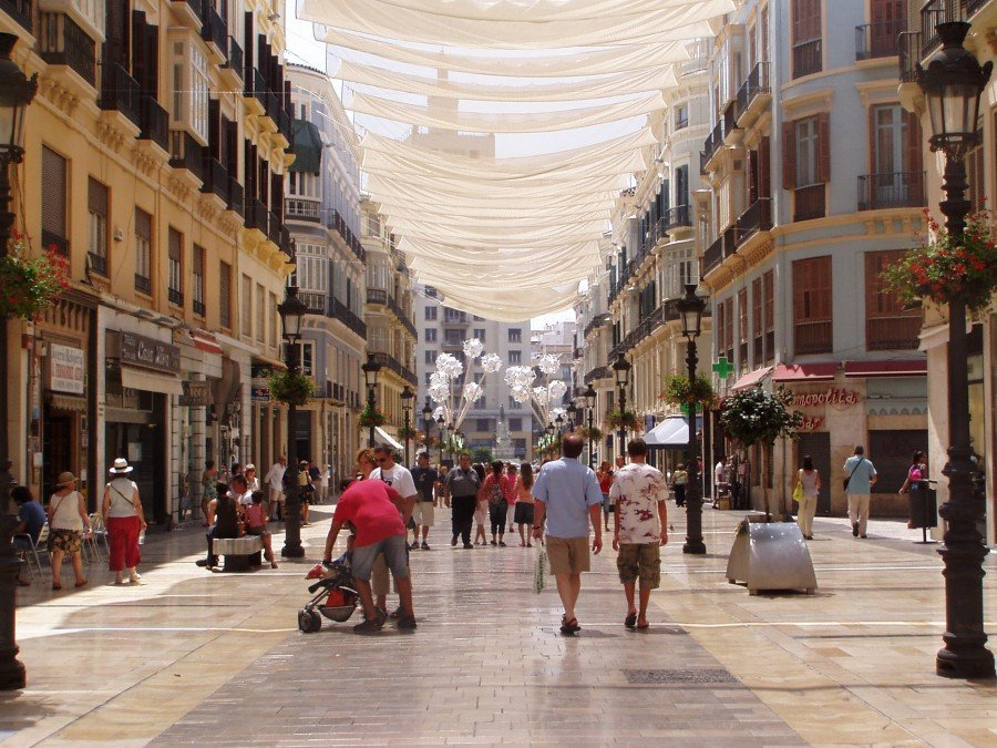 Andalusia- Malaga