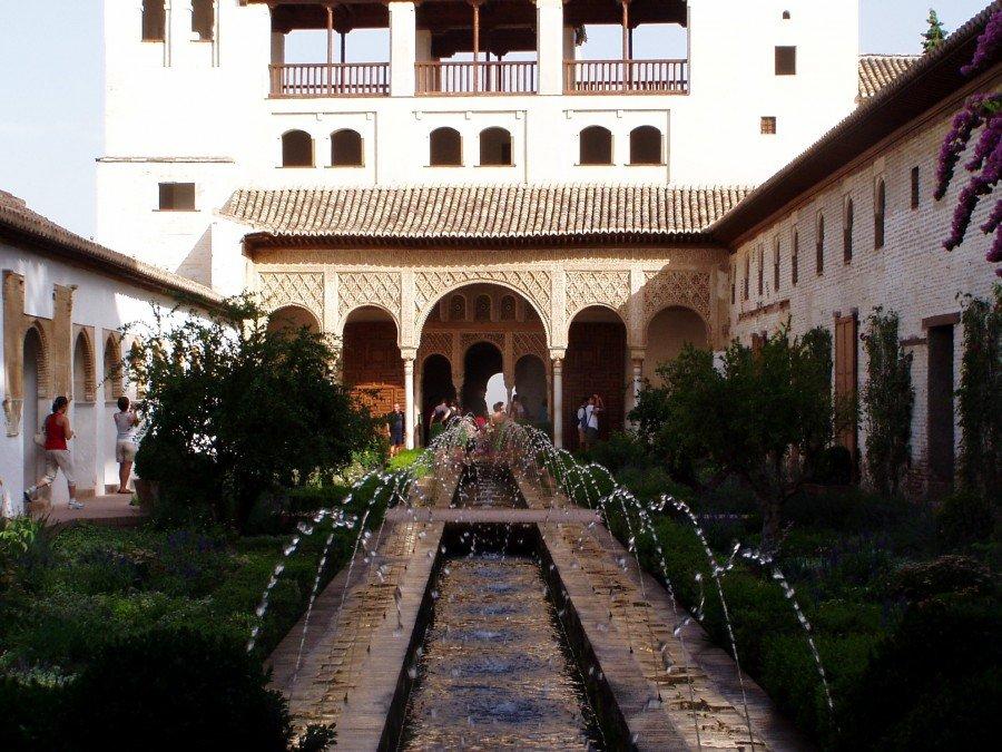 Alhambra- Flo' in viaggio