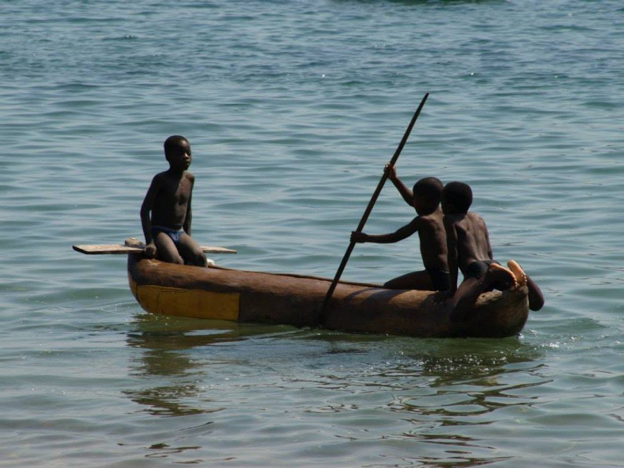 Lake Malawi- Flo' in viaggio