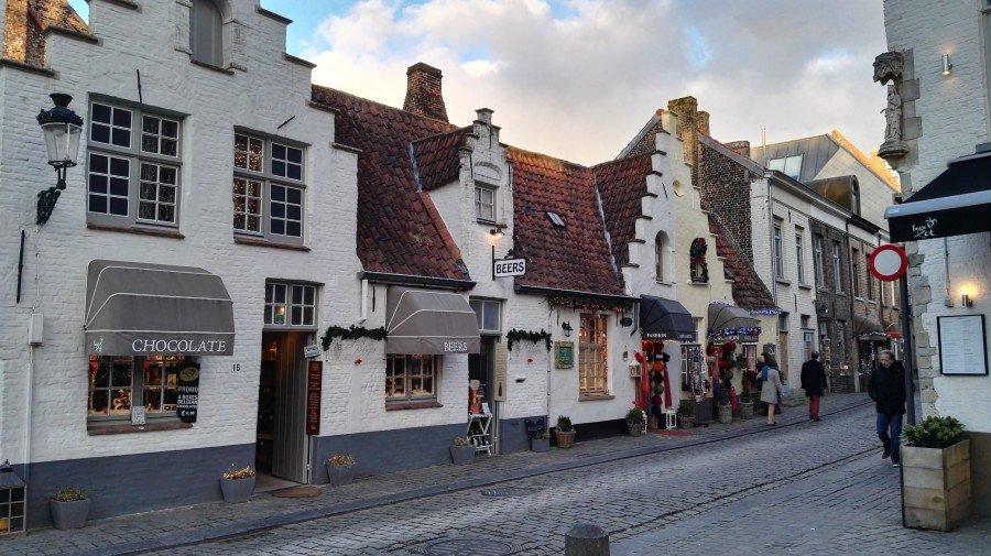 Walplein, Bruges-Flo' in viaggio