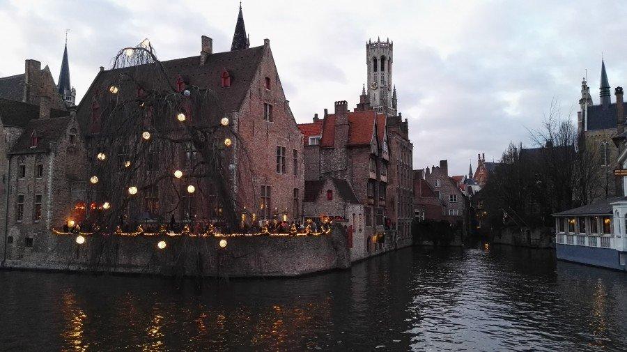 Bruges -Flo' in viaggio