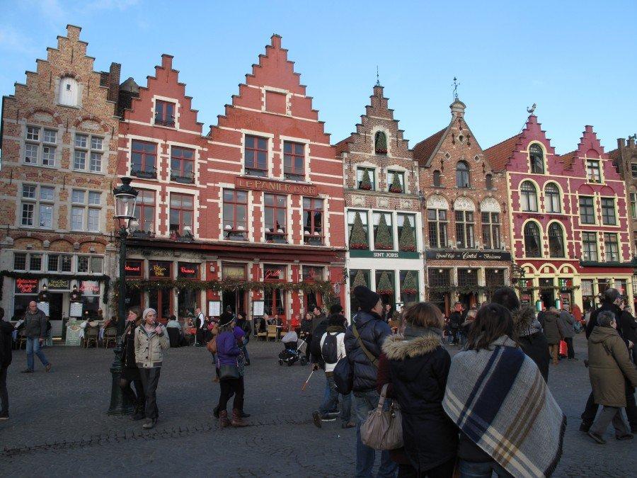 Markt, Bruges- Flo' in viaggio