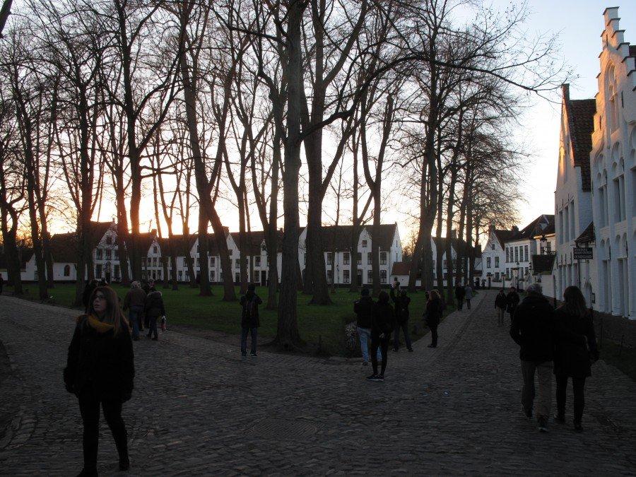 Begijnhof, Bruges-Flo' in viaggio