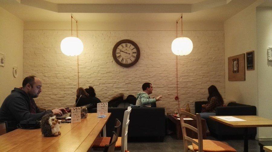 Anticafè roma-flo' in viaggio