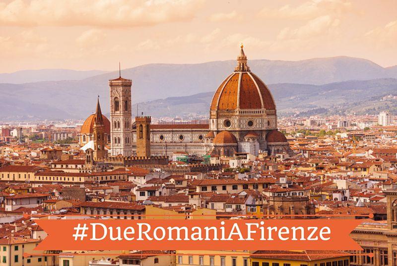 #DueRomaniAFirenze - Flo' in viaggio