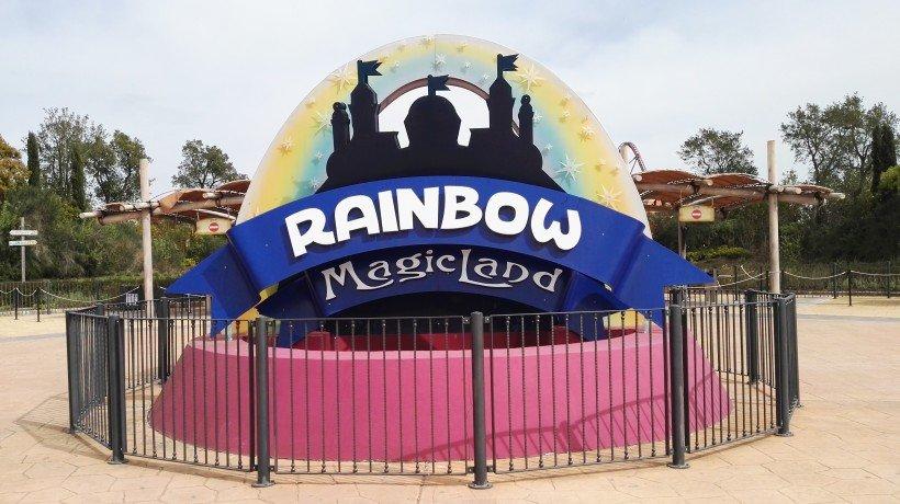Rainbow MagicLand - Flo' in viaggio
