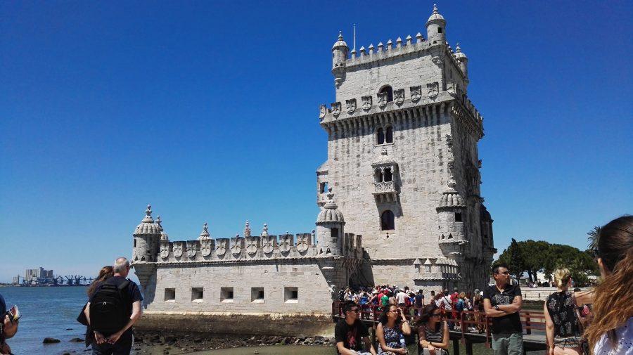 Lisbona- Flo' in viaggio