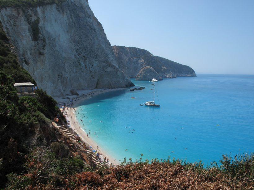 Lefkada, l\'isola che profuma di resina - Flo\' in viaggio