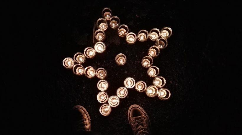Notte delle candele - Flo' in viaggio