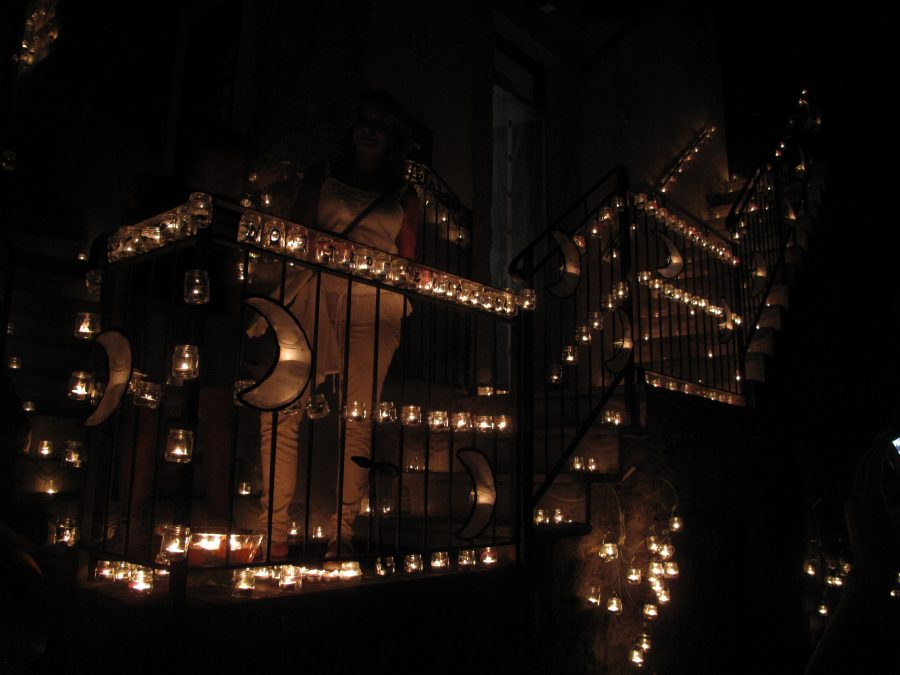Notte delle candele- Flo' in viaggio