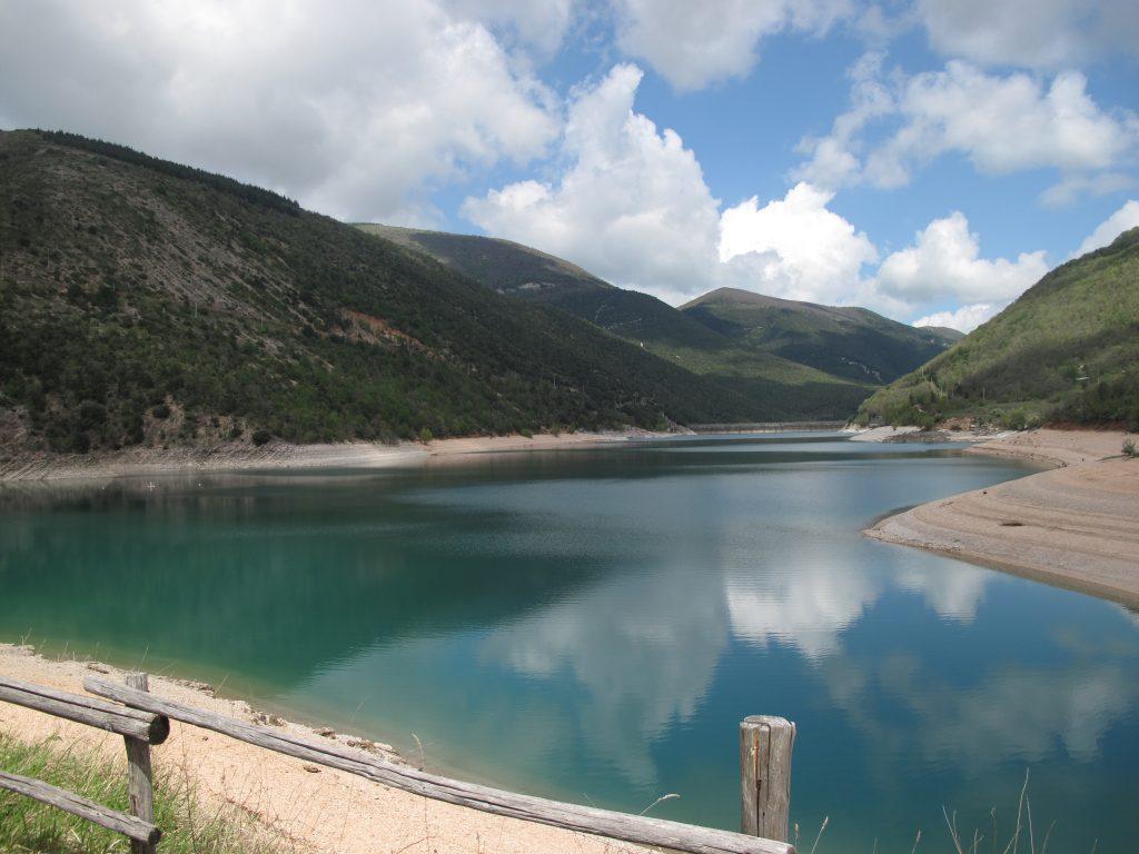 Lago di Fiastra - Flo' in viaggio