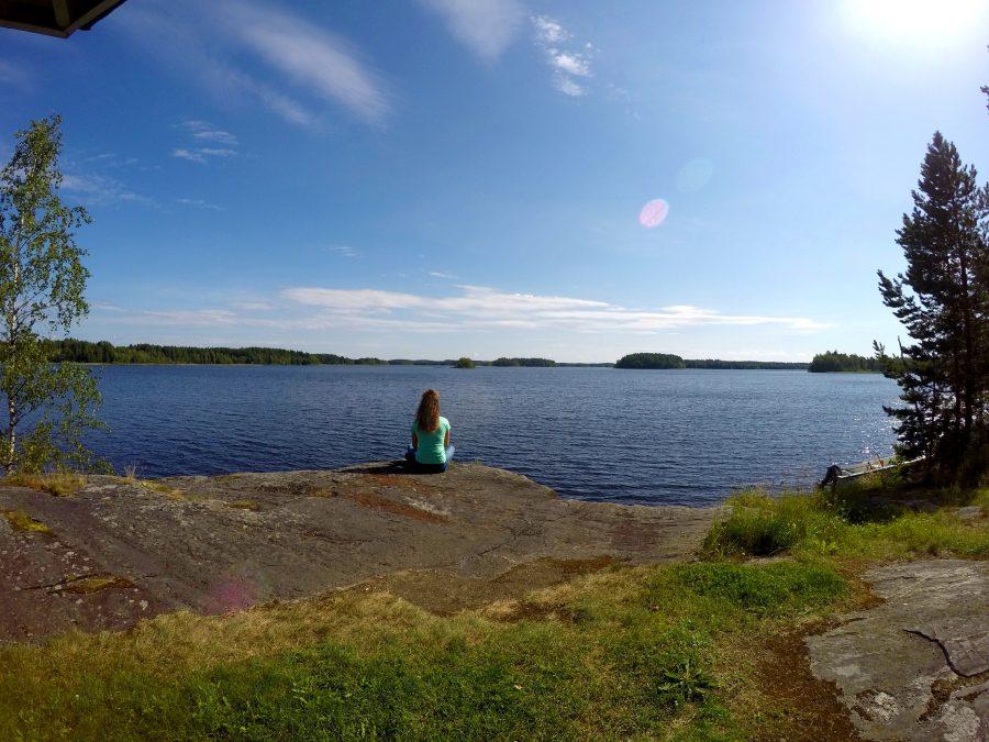 Regione dei laghi - Flo' in viaggio