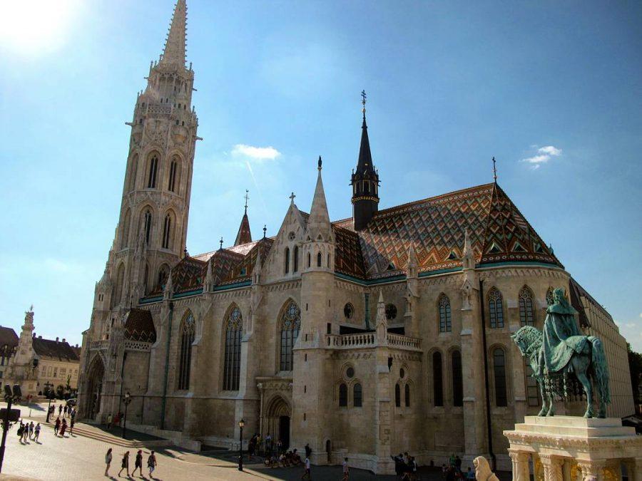 Budapest - Flo' in viaggio