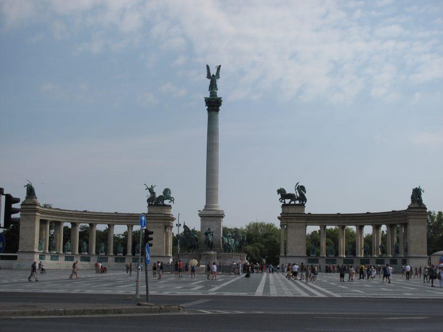 Budapest- Flo' in viaggio
