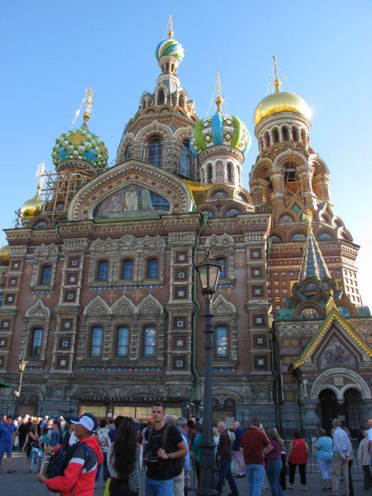 San Pietroburgo - Flo' in viaggio