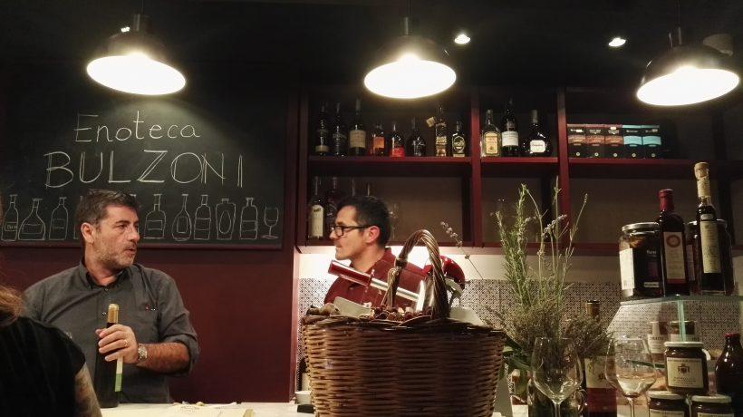 Enoteca Bulzoni - Flo' in viaggio