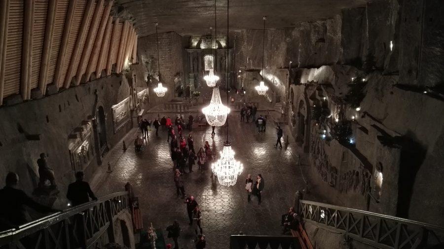 miniera di Wieliczka - Flo' in viaggio