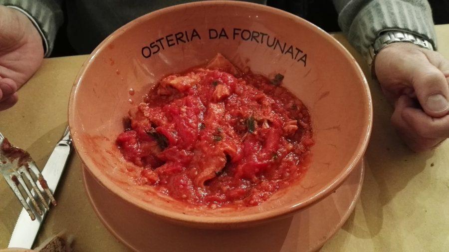 Osteria da Fortunata - Flo' in viaggio