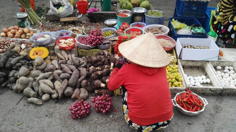 Contrattare in Vietnam - Flo' in viaggio