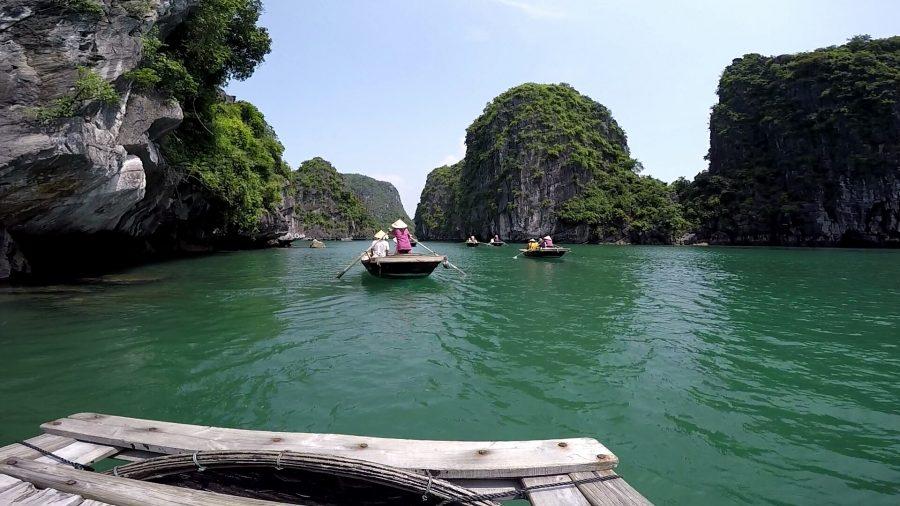 Baia di Halong - Flo' in viaggio
