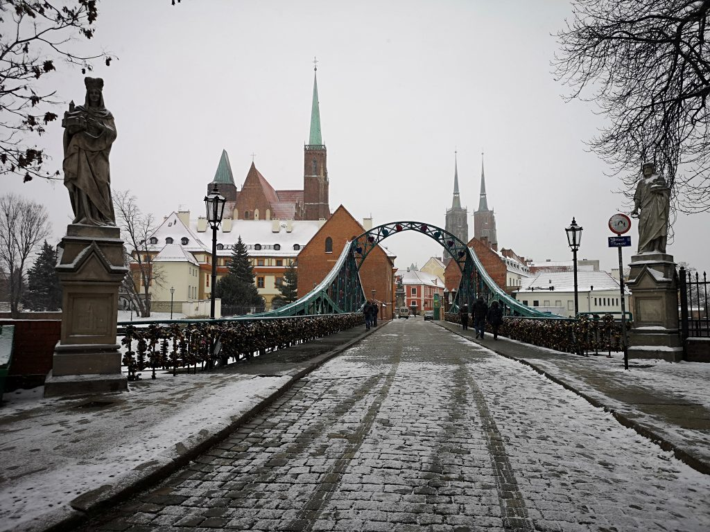 Breslavia - Flo' in viaggio