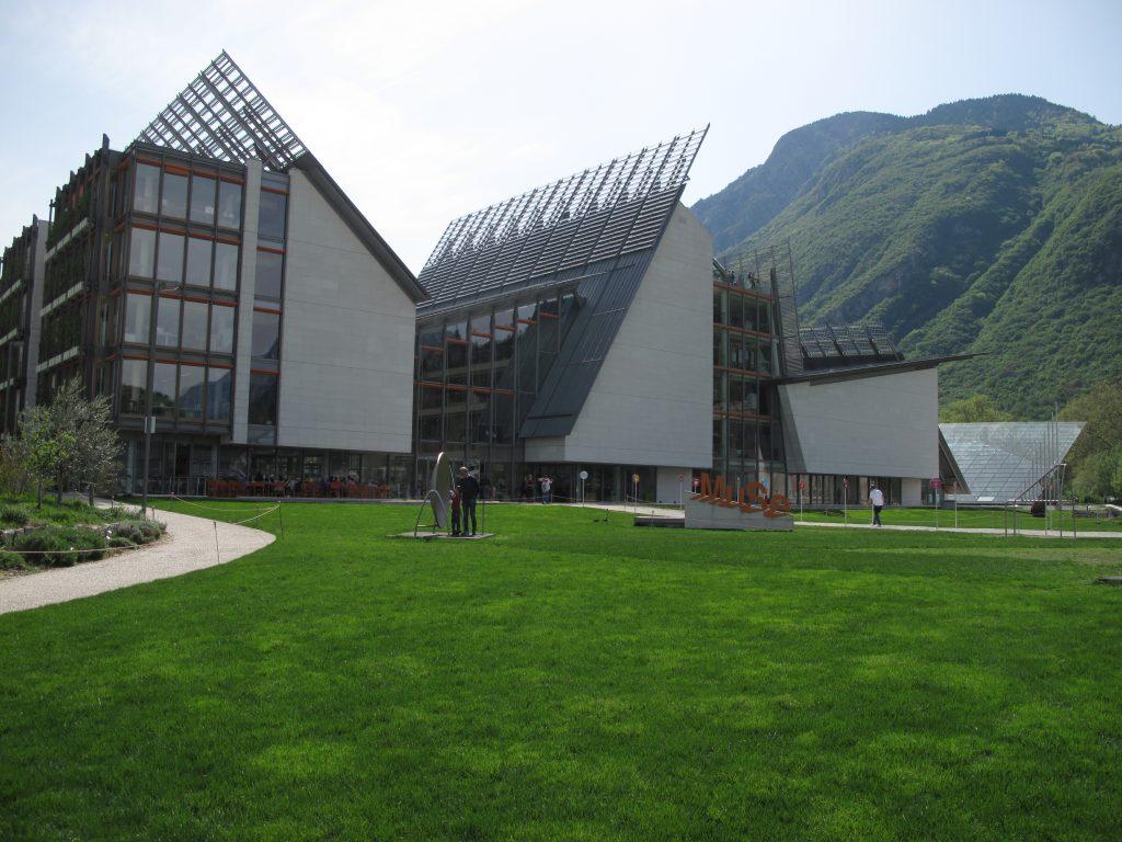 muse, museo scientifico interattivo a Trento