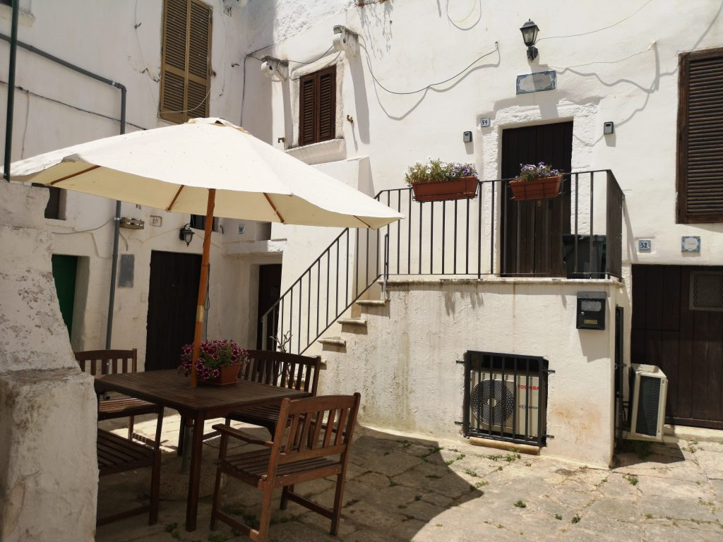 bed & breakfast a Ostuni, Puglia