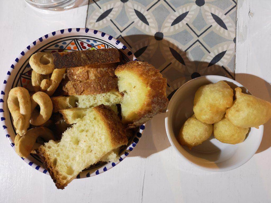 cibo tipico pugliese, Ostuni