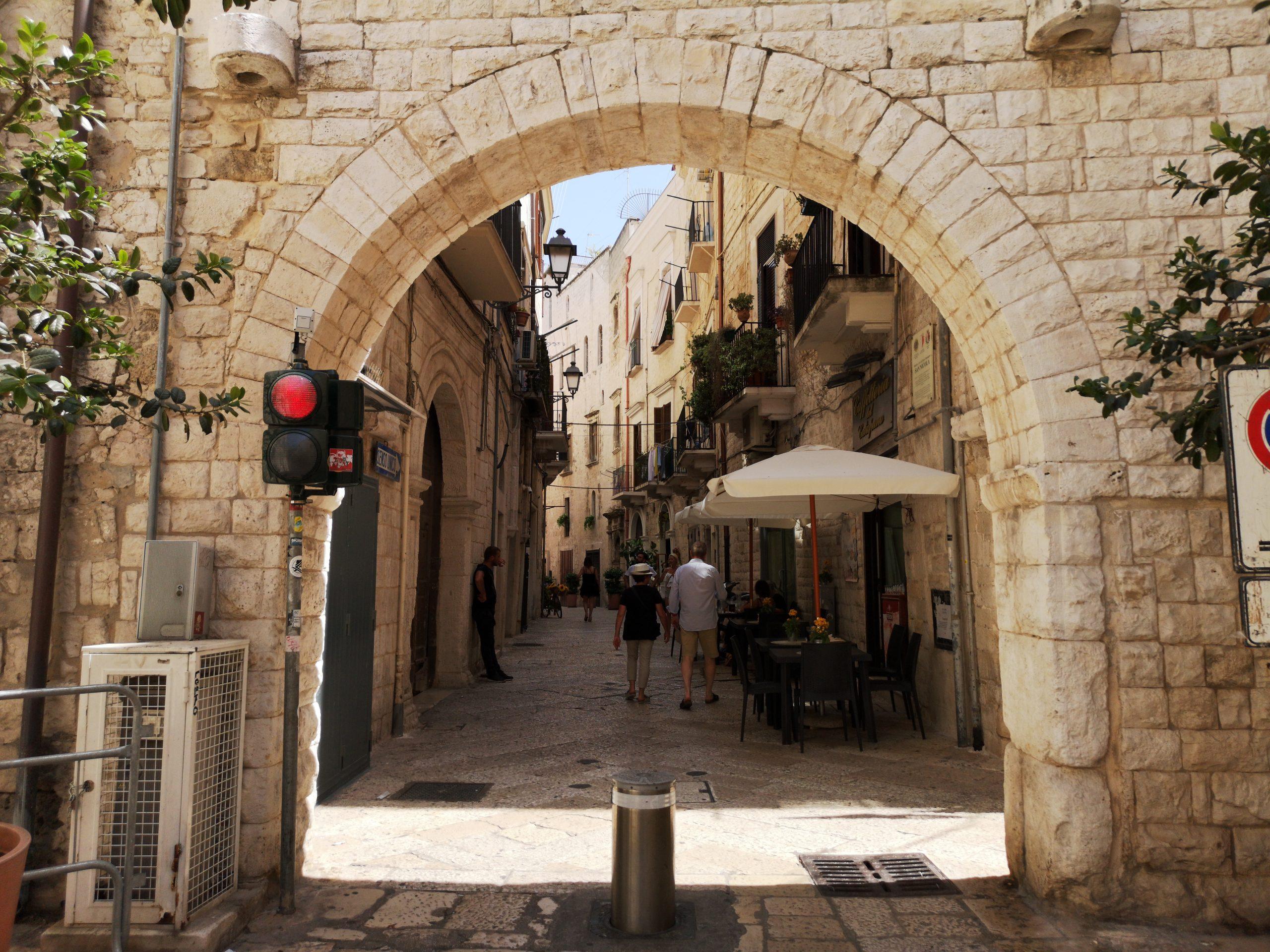 Archi Bari Vecchia
