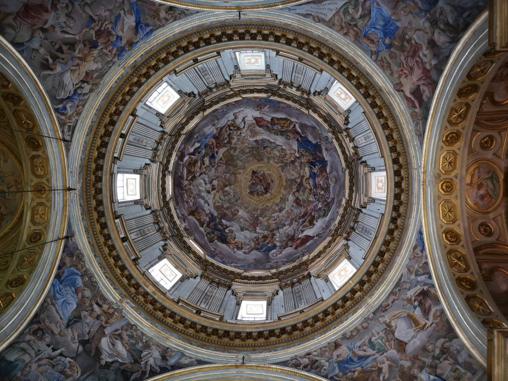 Cappella di San gennaro a napoli