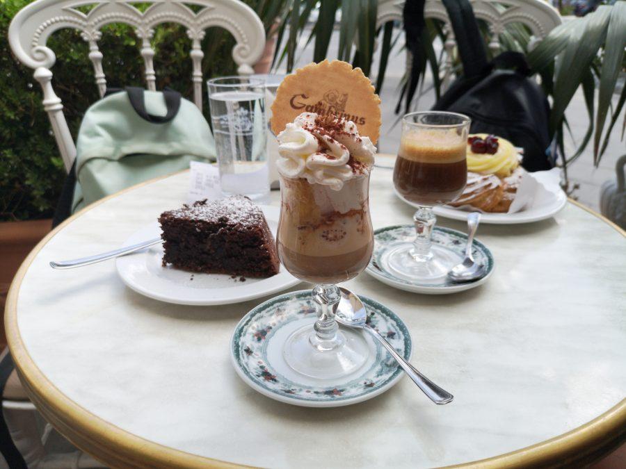 Caffè Gambrinus, Napoli
